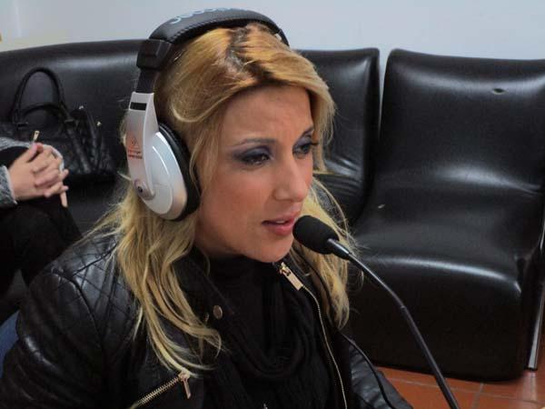 Flor na Rádio Clube de Arganil