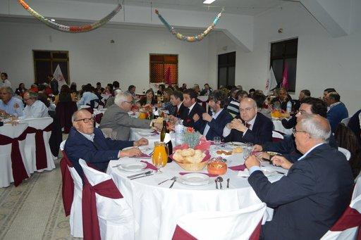 Partido Socialista de Arganil Celebrou O 25 de Abril nas Secarias