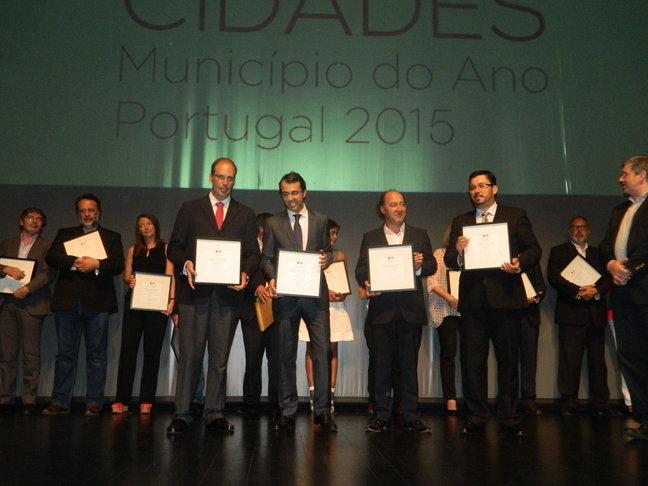 Prémio do Município do Ano - Portugal 2015