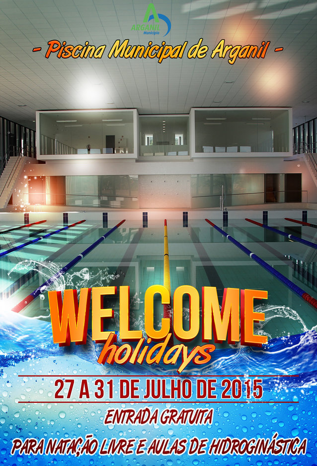 Welcome Holidays – Piscina Municipal de Arganil