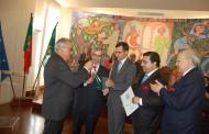 António Pereira Alves agraciado com medalha de mérito prata-dourada pelo município de Arganil