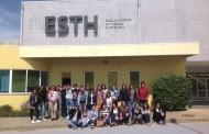 Visita ao Museu do Pão e à Escola Superior de Turismo e Hotelaria