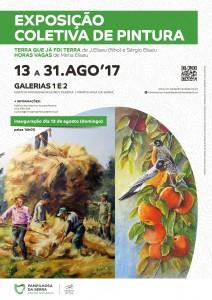 EXPOSIÇÕES_DE_PINTURA_TERRA_QUE_JA_FOI_TERRA_&_HORAS_VAGAS_cartaz
