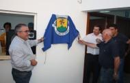 Inauguração de Infraestrutura em Telhado, Penacova