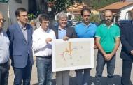 Conferência de imprensa dos candidatos do PSD do distrito de Coimbra