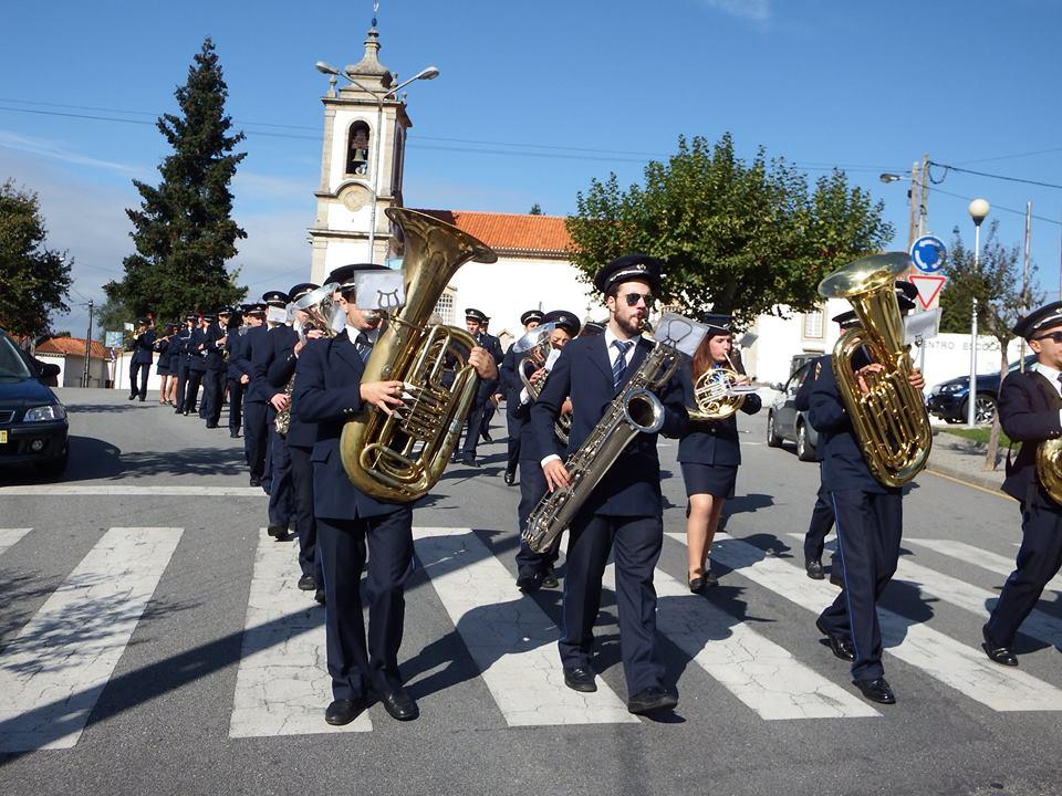 Filarmónica Progresso Pátria Nova de Coja promoveu Encontro de Bandas, domingo