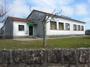 Escola de Pombeiras onde será criada a creche