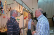 Cerdeira Convida reuniu cerca de 20 expositores e animou a Cerdeira no fim-de-semana
