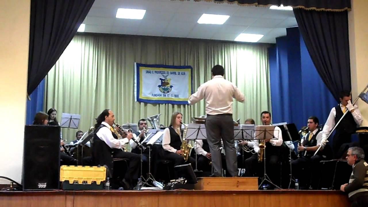 Carlos Nobre eleito presidente da direcção da Associação Filarmónica Barrilense