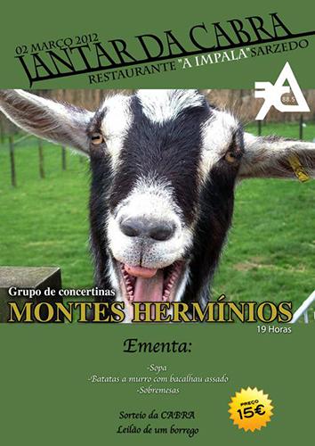Jantar da Cabra