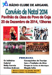 Convívio de Natal 2014