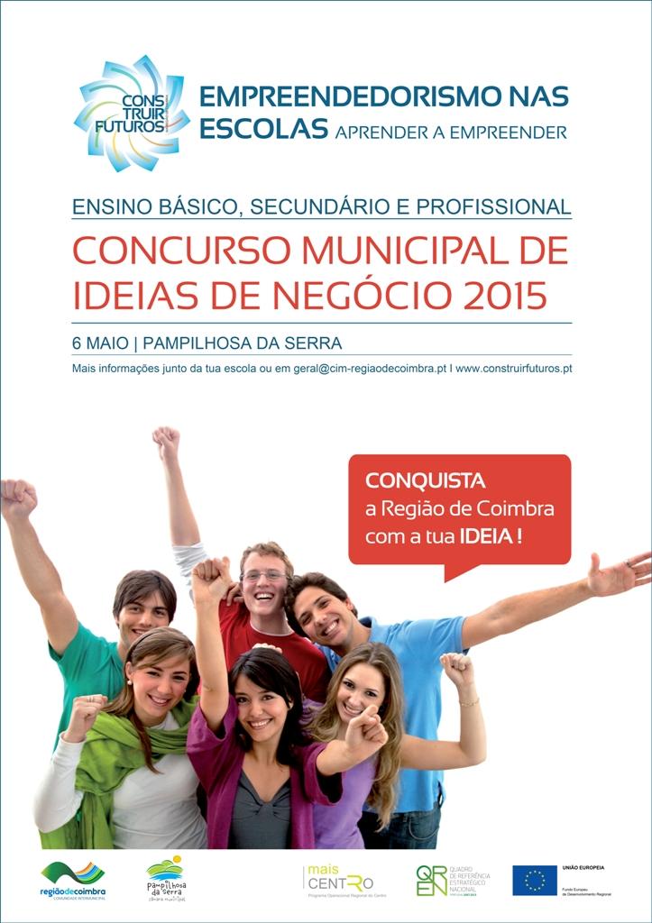 Concurso Municipal de Ideias de Negócio – Educação Empreendedora nas Escolas