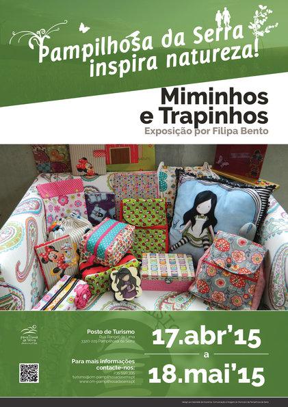 """OFICINA DO ARTESÃO- """"Miminhos e Trapinhos"""""""