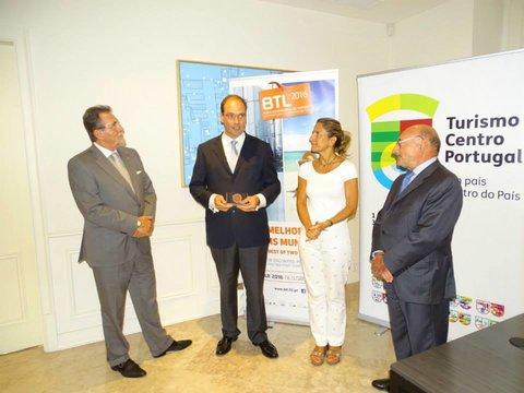 Município de Pampilhosa da Serra recebe Menção Honrosa pelo seu Stand na BTL 2015