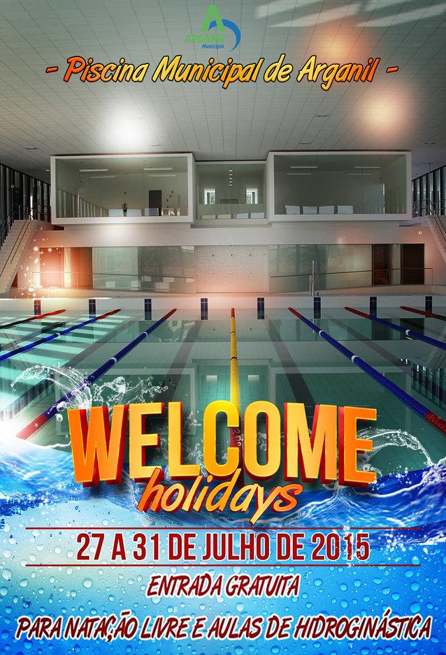 Welcome Holidays – Piscina Municipal de Arganil