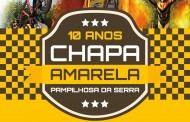 10 º Passeio Chapa Amarela- Pampilhosa da Serra