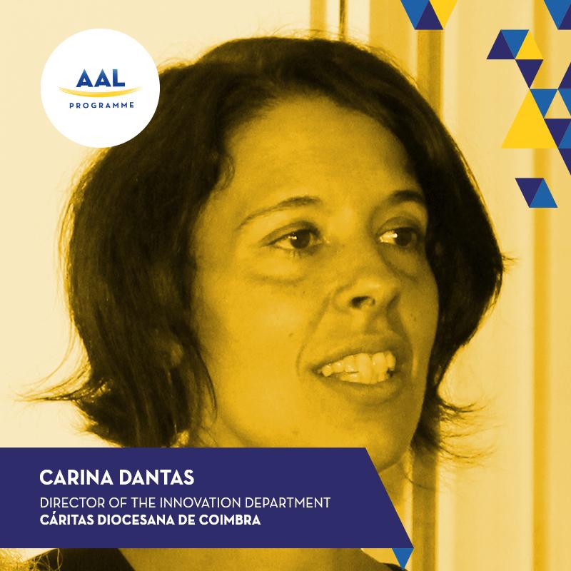Cáritas Diocesana de Coimbra participa no AAL Fórum