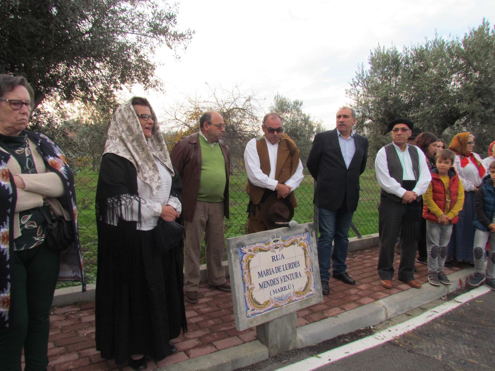 Grupo Folclórico da Região de Arganil homenageia a sua fundadora Marilú