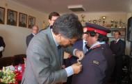 Associação Humanitária dos Bombeiros Voluntários de Coja comemorou 55 anos e homenageou bombeiros