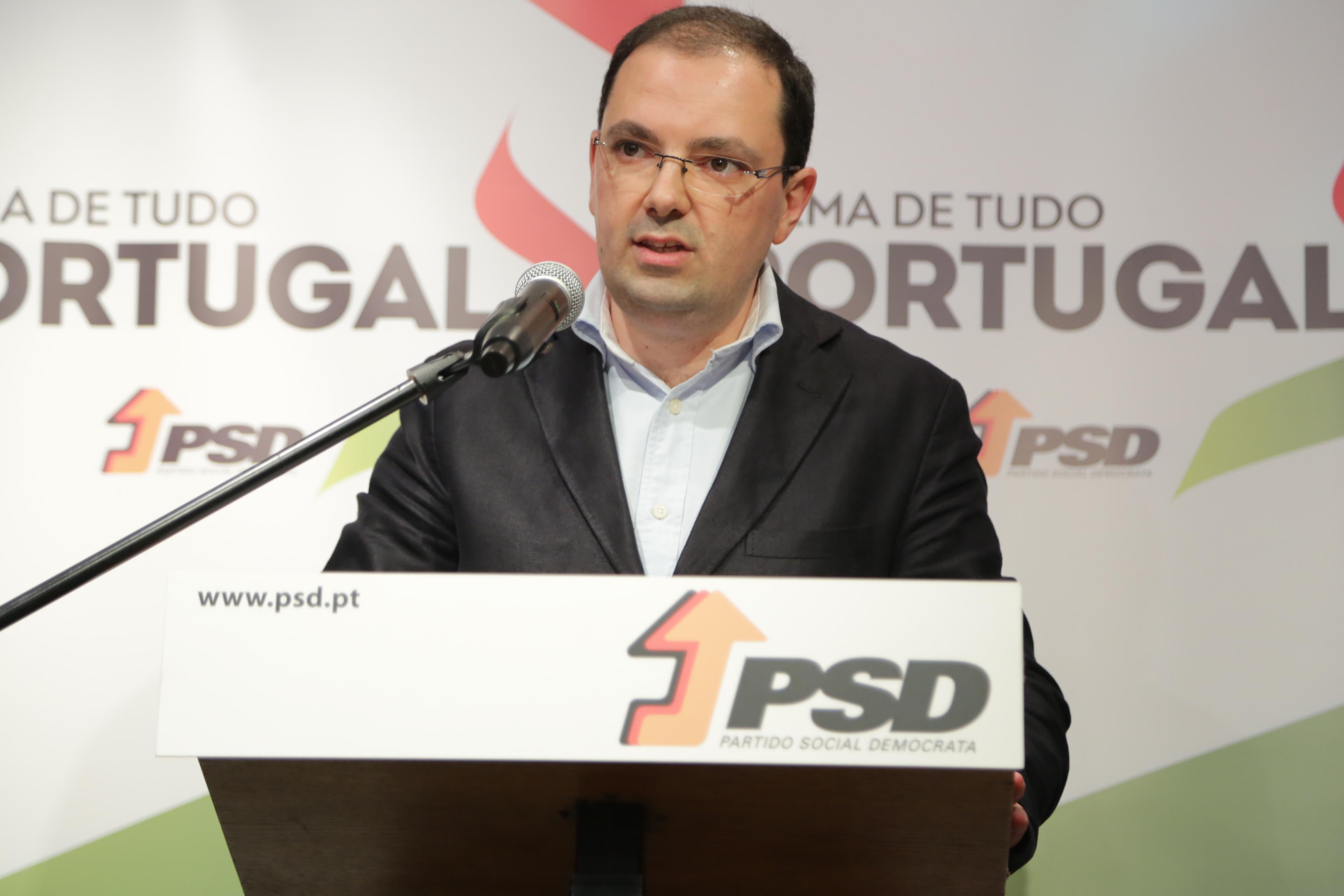 Luís Almeida reeleito líder do PSD de Arganil por unanimidade