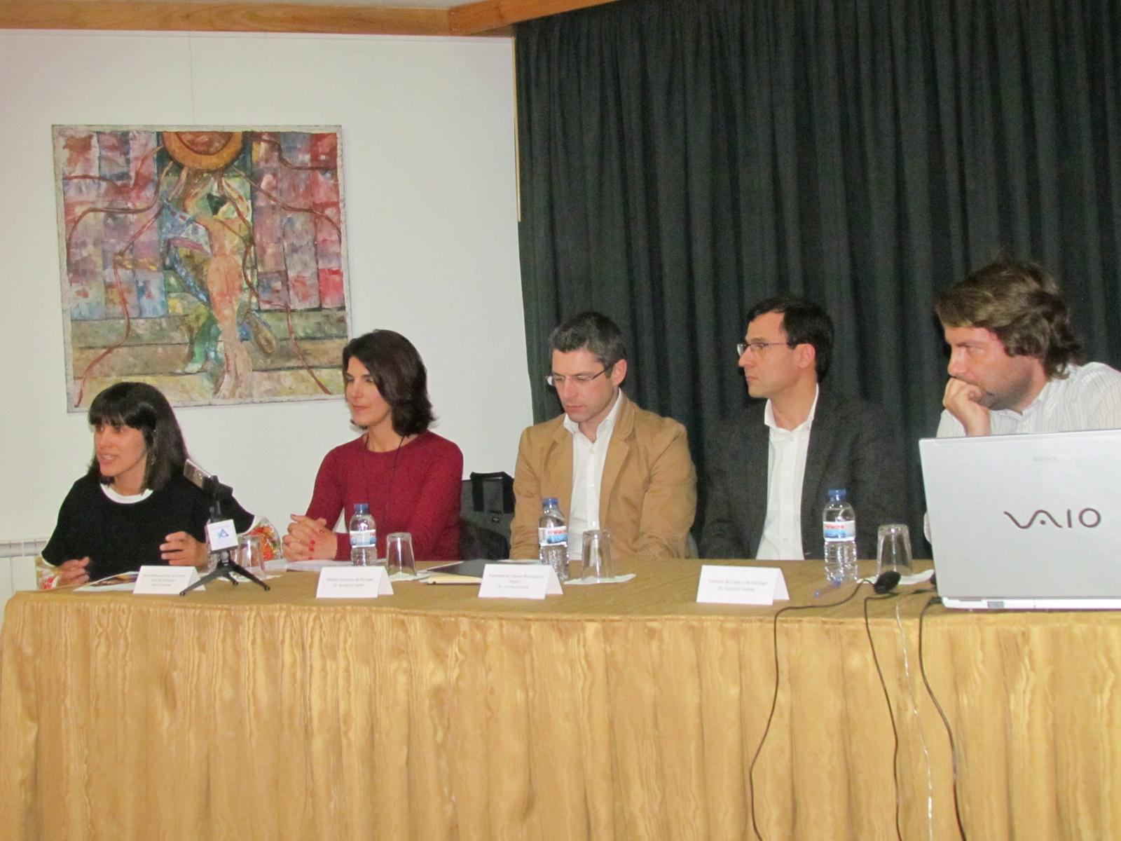 CLDS 3G Arganil + Inclusiva promove sessão sobre  turismo