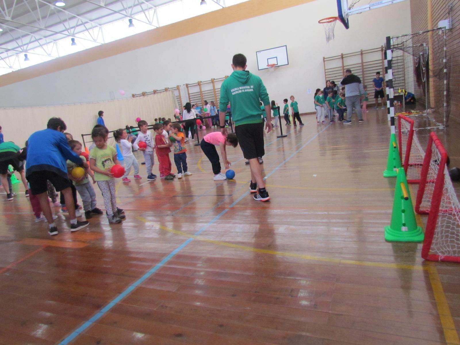 Arganilíadas Júnior juntaram 230 crianças em Arganil